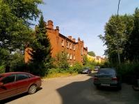 Kazan, Oktyabrsky gorodok st, house 1/15. Apartment house
