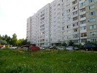 喀山市, Oktyabrsky gorodok st, 房屋 1/162. 公寓楼