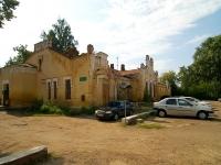 neighbour house: st. Oktyabrsky gorodok, house 1/16. nursery school №52