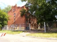 neighbour house: st. Oktyabrsky gorodok, house 1/2. Apartment house