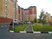 Казань, улица Габдуллы Кариева, дом 5. многоквартирный дом