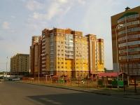 Казань, улица Габдуллы Кариева, дом 6. многоквартирный дом