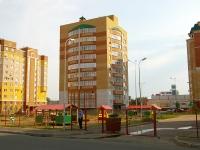 Казань, улица Габдуллы Кариева, дом 7. многоквартирный дом