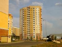 Казань, улица Габдуллы Кариева, дом 8. многоквартирный дом