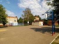 Kazan, technical school Казанский электротехникум связи, Galeev st, house 3А