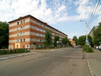 neighbour house: st. Galeev, house 3. hostel