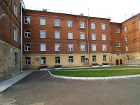 neighbour house: st. Galeev, house 4. hostel
