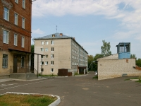 neighbour house: st. Galeev, house 6. hostel
