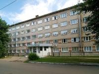 Казань, улица Галеева, дом 6. общежитие
