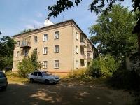 Kazan, st Sechenov, house 5. Apartment house