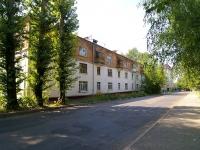 Kazan, st Sechenov, house 11. Apartment house