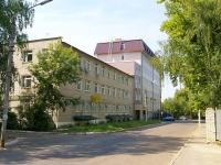Kazan, st Sechenov, house 13А. governing bodies