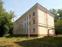 Kazan, st Petr Alekseev, house 6. Apartment house