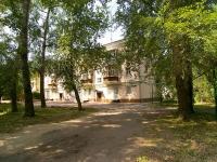 Kazan, Petr Alekseev st, house 6. Apartment house