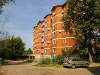 Kazan, st Petr Alekseev, house 7А. Apartment house