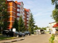 喀山市, Petr Alekseev st, 房屋 7А. 公寓楼