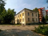 Kazan, st Petr Alekseev, house 7. Apartment house