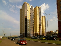 neighbour house: ave. Albert Kamaleev, house 14. Apartment house