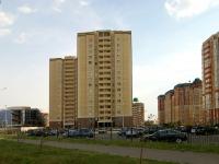 Kazan, Albert Kamaleev ave, house 14. Apartment house