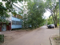 Kazan, Kurchatov st, house 2. Apartment house