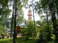 Казань, улица Курчатова, дом 4А. мечеть Медина