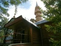 Kazan, mosque Медина, Kurchatov st, house 4А