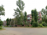 neighbour house: st. Kurchatov, house 7. Apartment house