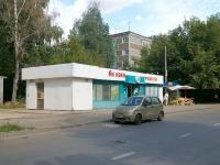 neighbour house: st. Kurchatov, house 8А. store Сытый Муж, продуктовый магазин