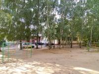 Казань, улица Курчатова, дом 19. многоквартирный дом