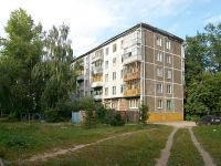 neighbour house: st. Kurchatov, house 19. Apartment house