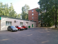 neighbour house: st. Komarov, house 10. Apartment house