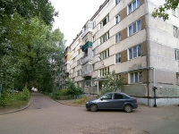 Казань, улица Комарова, дом 20. многоквартирный дом