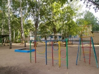 neighbour house: st. Komarov, house 22. nursery school №333, Теремок, комбинированного вида с обучением и воспитанием на татарском языке