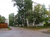 Казань, улица Комарова, дом 24. многоквартирный дом