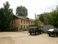 neighbour house: st. Karbyshev, house 4. Apartment house