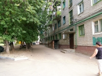 Kazan, Karbyshev st, house 9. Apartment house