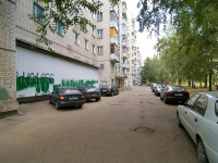 Kazan, Karbyshev st, house 13. Apartment house