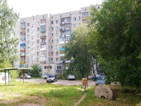 neighbour house: st. Karbyshev, house 17. Apartment house
