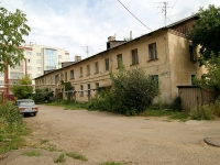 Kazan, Karbyshev st, house 24. Apartment house