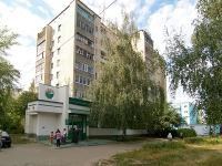 Kazan, Karbyshev st, house 36. Apartment house