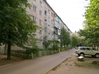 Kazan, Karbyshev st, house 42. Apartment house