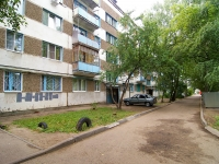 Kazan, Karbyshev st, house 43. Apartment house