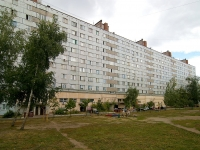 Kazan, Karbyshev st, house 47/1. Apartment house