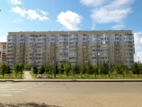 Kazan, Karbyshev st, house 58. Apartment house