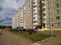 Kazan, Karbyshev st, house 58. Apartment house