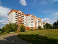 neighbour house: st. Karbyshev, house 60А. Apartment house