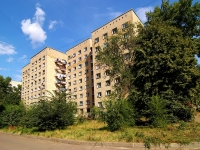 neighbour house: st. Karbyshev, house 60. hostel