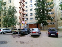 Kazan, Karbyshev st, house 60. hostel