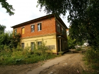 Казань, улица Карбышева, неиспользуемое здание