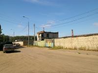 隔壁房屋: st. Daurskaya, 房屋 4А. 车库(停车场) Даурский, гаражный кооператив